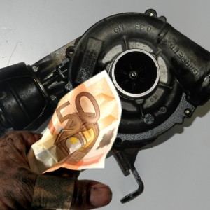 defekten turbolader verkaufen